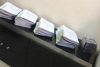 Presidência distribui proposta de Plano Diretor entre os gabinetes dos 35 vereadores