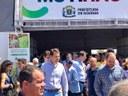 Presidente da Câmara acompanha atividades do Mutirão na região Oeste