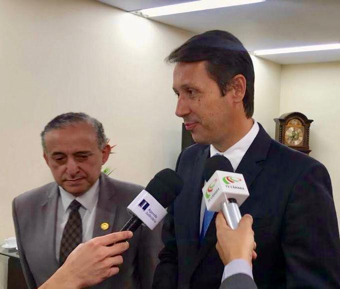 Presidente da Câmara de Goiânia anuncia homologação do concurso público da Casa