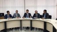 Presidente da Câmara de Goiânia fala sobre o concurso público em coletiva de imprensa