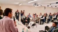 Presidente da Câmara de Goiânia participa da apresentação do projeto de revitalização da Avenida Castelo Branco
