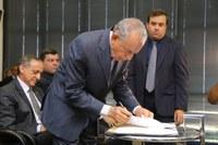 Presidente da Câmara elogia Leis que regulamentam as carreiras de procuradores e auditores municipais