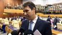 Presidente da Câmara fala à imprensa sobre eleição da nova Mesa Diretora