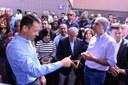 Presidente da Câmara participa da entrega de 640 moradias em Goiânia