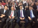 Presidente da Câmara participa da posse do novo presidente do Codese