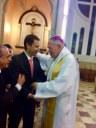 Presidente da Câmara participa de celebração dos 80 da Catedral Metropolitana de Goiânia
