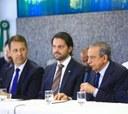 Presidente da Câmara participa nesta terça da cerimônia de retomada das obras do BRT