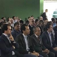 Presidente da Câmara prestigia abertura da 72ª Exposição Agropecuária