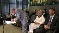 Presidente da Câmara prestigia posse de novos secretários da Prefeitura