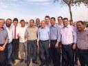 Presidente da Câmara visita região do Jardim Itaipu