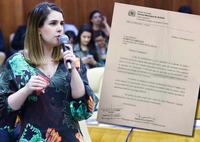 Priscilla Tejota encaminha ao MP denuncia de precariedade na Maternidade Nascer Cidadão