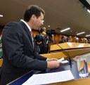 Procurador Geral do Estado anuncia reunião com associações de radioacidentados durante Sessão na Câmara