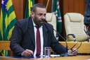 Projeto de Paulo Magalhães estabelece política de segurança hídrica para Goiânia