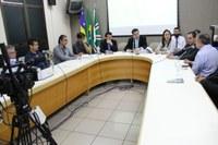 Responsáveis técnicos por BRT respondem reclamações sobre obra no Setor Alto do Vale
