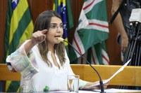 Sabrina quer sustar duas concorrências públicas da SEPLANH