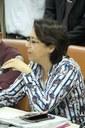 Secretária Fátima Mruê prestará contas à Comissão de Saúde hoje