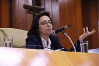 Secretária municipal de Saúde presta contas à Câmara Municipal de Goiânia nesta sexta