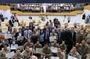 Sessão Especial homenageia bombeiros que prestaram serviços em Brumadinho