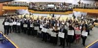 Sessão Especial na Câmara Municipal celebra os 46 anos do Sebrae