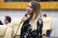 Tatiana propõe instalação de GPS em ônibus coletivo da Capital