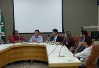 Taxistas discutem projeto que autoriza criação de aplicativo pela Prefeitura