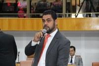 Tiãozinho Porto sugere criação de Jardins de Chuva, para evitar alagamentos na cidade