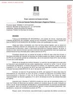 URGENTE - Justiça mantém o Decreto Legislativo sobre IPTU