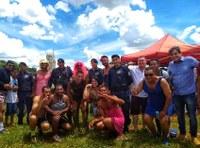 Vereador Clécio Alves apoia evento 'Futebol de Saia' na Região Oeste