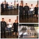 Vereador Sgt. Novandir é homenageado pelo Batalhão do BOPE