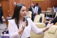 Vereadora Léia Klebia quer rastreamento via GPS nos veículos do transporte escolar