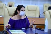 Vereadora Priscilla Tejota destaca ações e propostas durante a pandemia