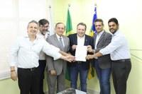 Vereadores da Frencoop Goiânia se reúnem pela primeira vez com Sistema OCB/SESCOOP-GO