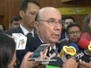 VÍDEO - Henrique Meirelles recebe título de Cidadão Goianiense