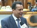 VÍDEO - Vereador solicita apoio para construção de espaço de lazer no Parque das Amendoeiras