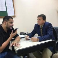 Jair Diamantino fala sobre aumento da tarifa de ônibus
