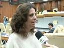 Dra. Cristina questiona decisão da Prefeitura de construir escolas com salas modulares