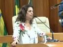 Dra Cristina será relatora do Plano Diretor na CCJ