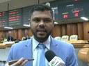 Presidente da Câmara avalia panorama fiscal do município